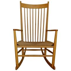 Hans Wegner Rocking Chair Vanity Table And J 16 By At 1stdibs