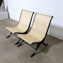 Jerome's Swivel Chairs Chair Ghana Pair Of Lounge By Gerald Jerome At 1stdibs