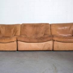 De Sede Sleeper Sofa Bagsie Medium Buffalo Leather Good Chair Art Designs With Arne ...