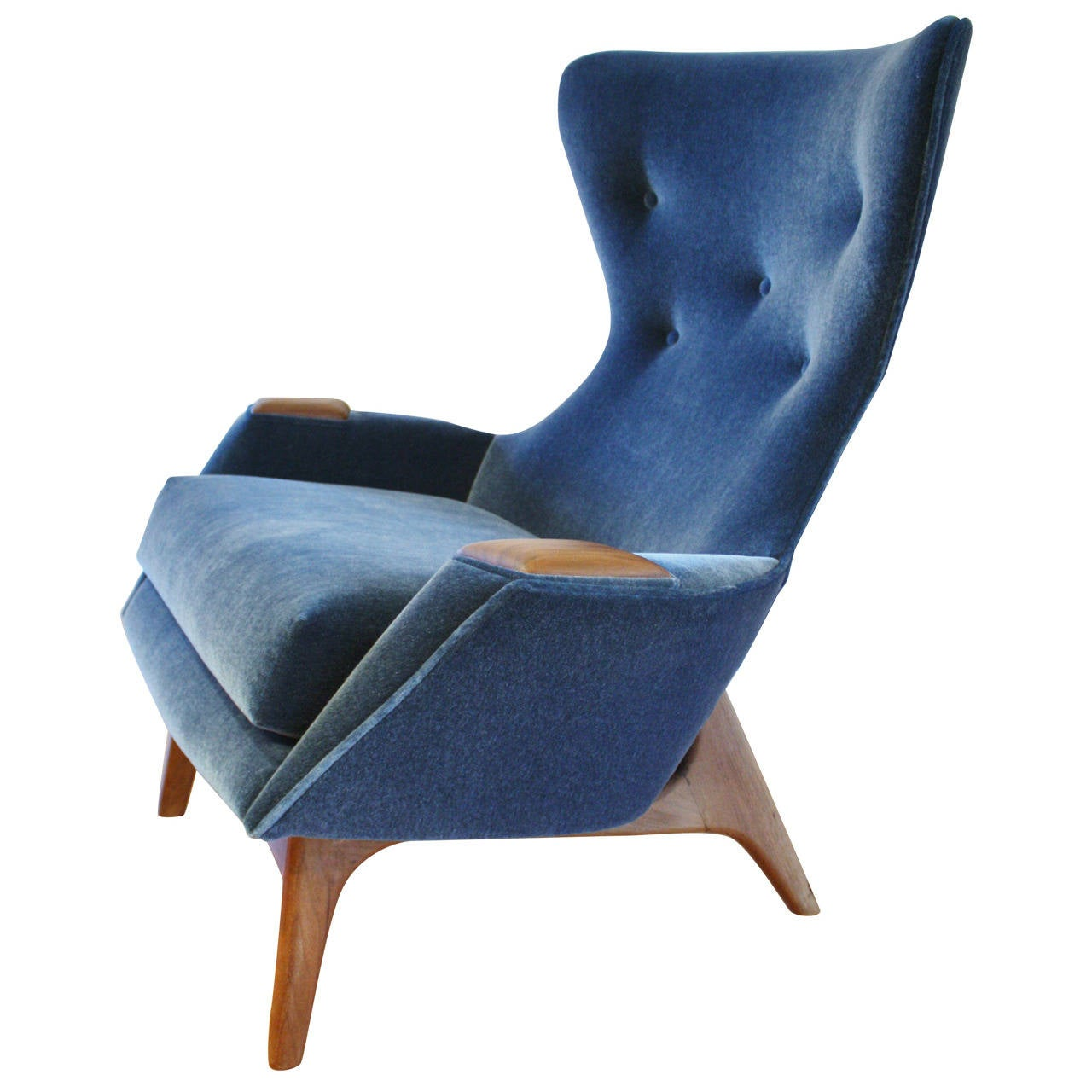 adrian pearsall chair pottery barn napa wing for craft associates at 1stdibs