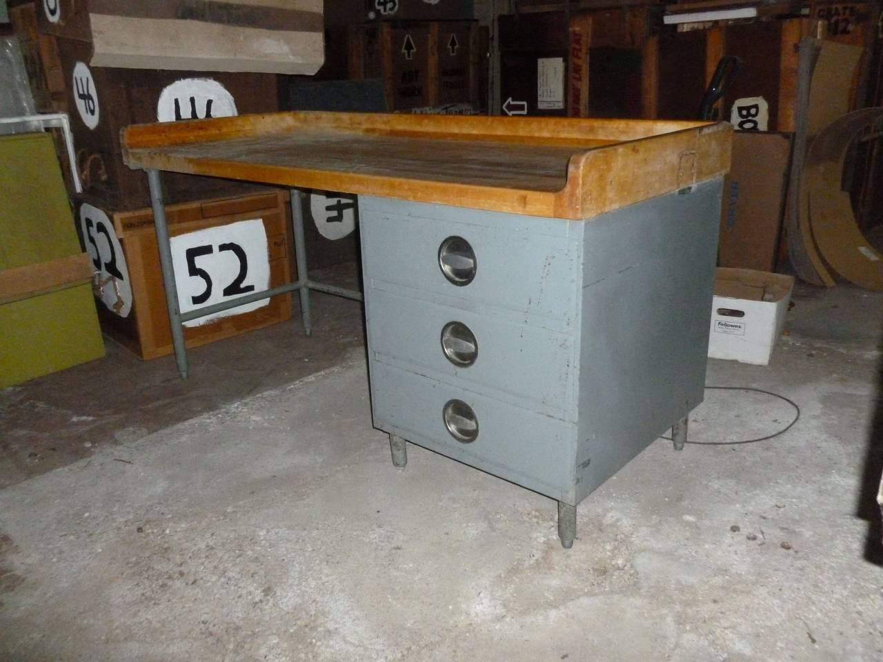 kitchen island prep table with rolling chairs food maple top steel frame