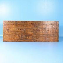 Vintage Industrial Dining Table Reclaimed Wood