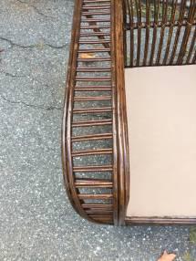 Antique Stick Wicker Furniture