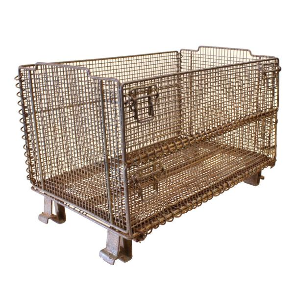 Large Industrial Wire Baskets