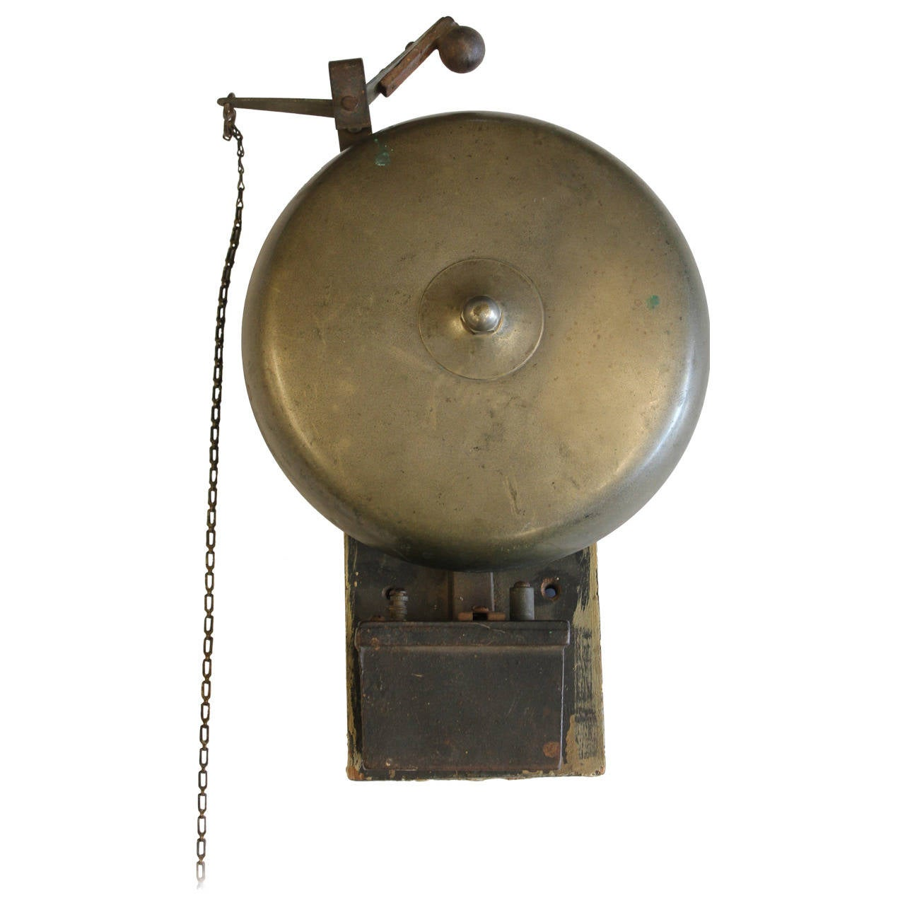 ring doorbell for sale telecaster wiring diagram 3 way switch boxing bell 1920s at 1stdibs