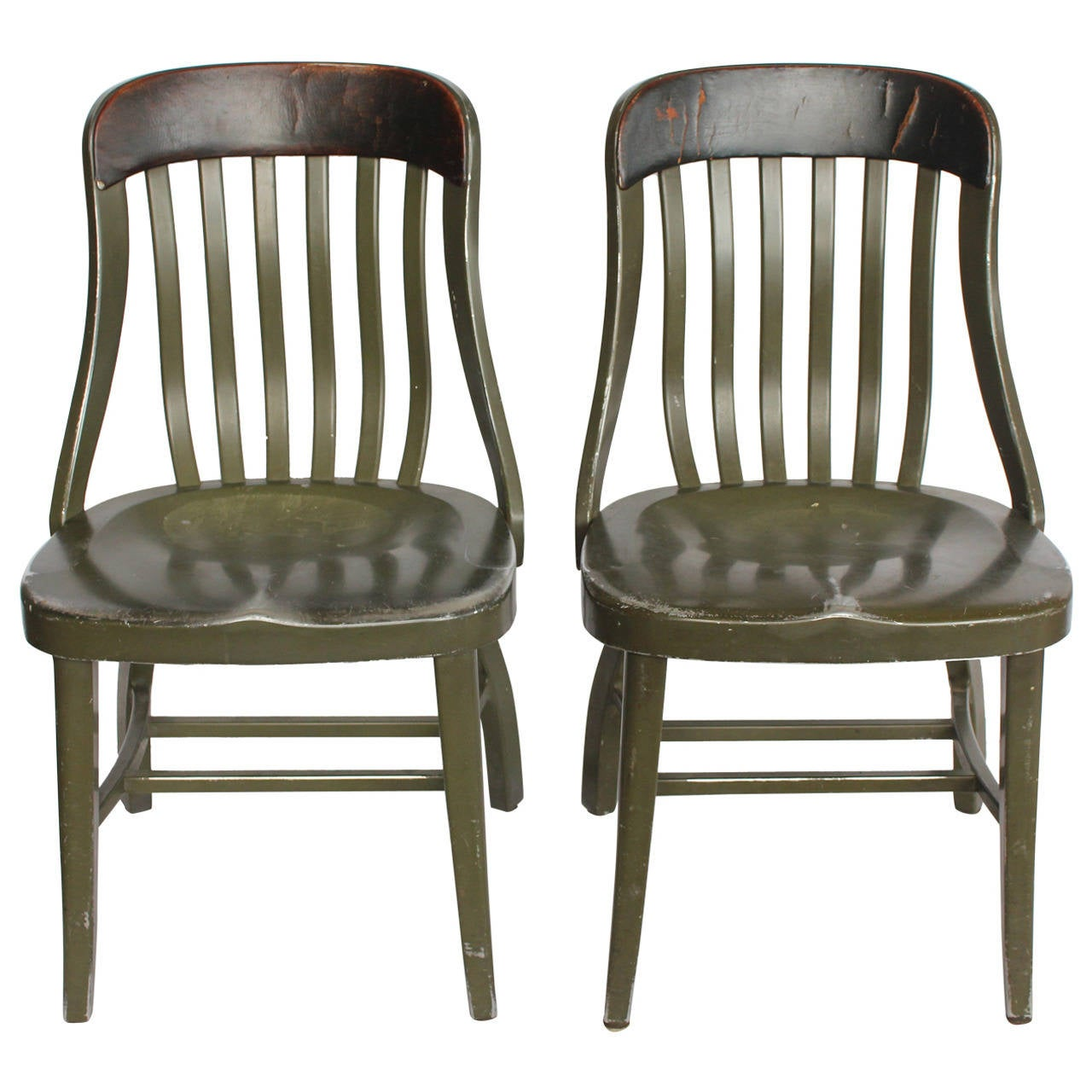 shaw walker chair wayfair dining chairs vintage metal by at 1stdibs