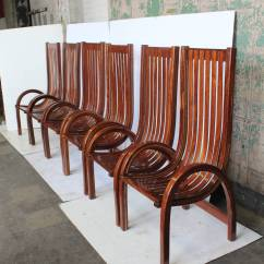 Tall Back Dining Chairs Bedroom Sofa Chair Modern Bentwood For Sale At 1stdibs