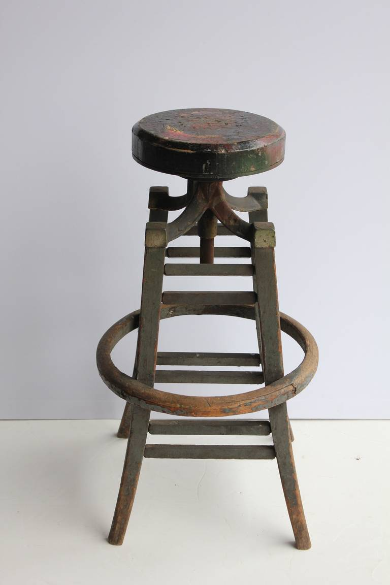 united chair medical stool patio feet caps antique drafting at 1stdibs