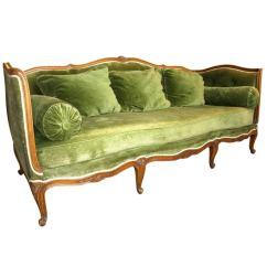 Leather Sofa Atlanta Ga Donde Comprar Sofas Madrid French Louis Xv Style At 1stdibs