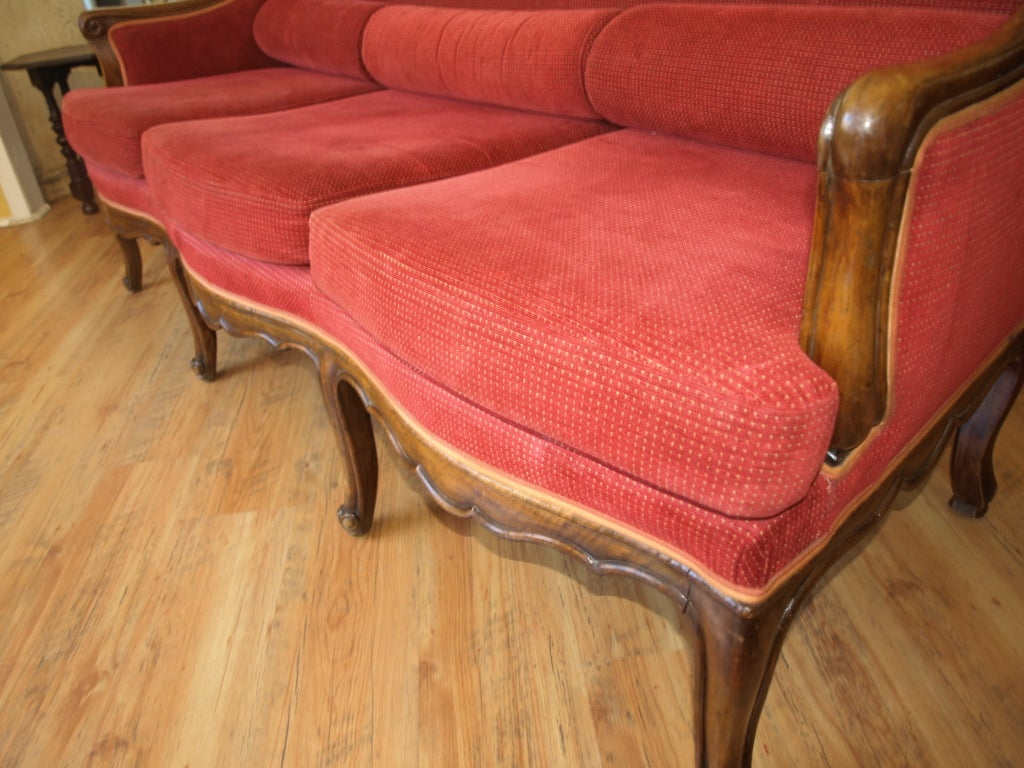 french style sofas for sale rent a sofa uk louis xv at 1stdibs
