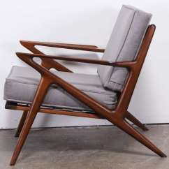 Folding Z Chair Pedicure Chairs Uk Poul Jensen For Selig At 1stdibs A Vintage Designed By Great Sculptural Design With