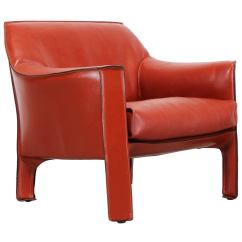 Mario Bellini Chair Design Gif Large 415 Cab By For Cassina At 1stdibs