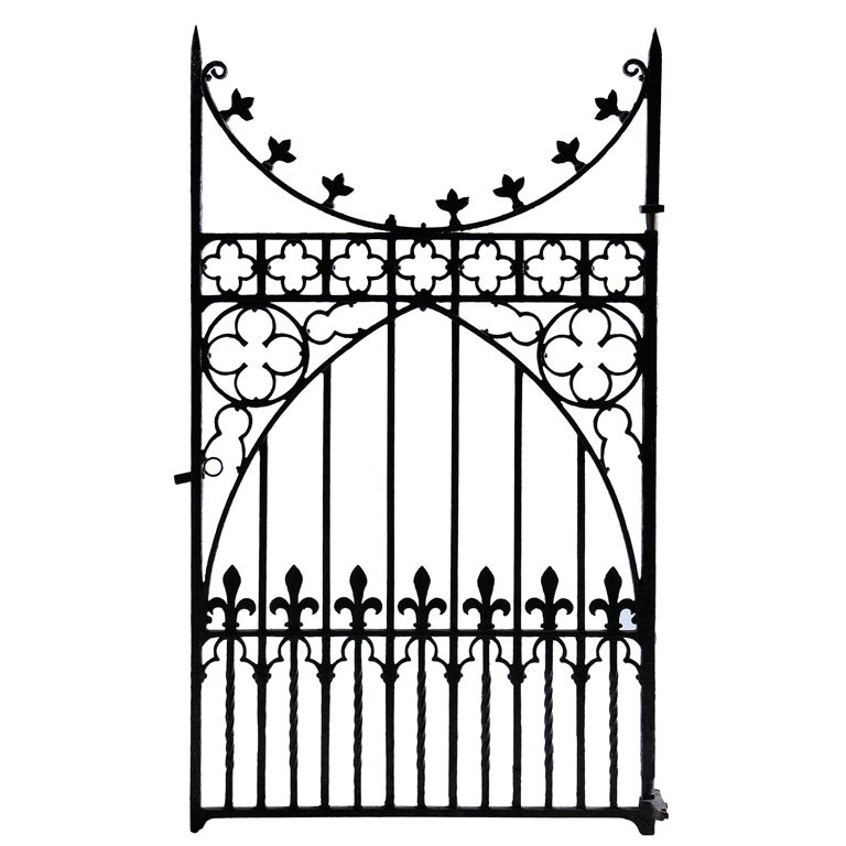 s furniture building garden doors gates gothic revival gate id f