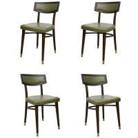 Mid-Century Thonet Dining/Side Chairs Set of 4 For Sale at ...