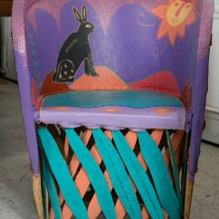 Stool Chair Fantastic Furniture Wholesale Linens And Covers Set Of Painted Chairs From Santa Fe New Mexico