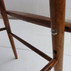 Folding Chair Lulu Stickley Rocking Value Rare Early Nanna Ditzel High Brdr Kruger Denmark