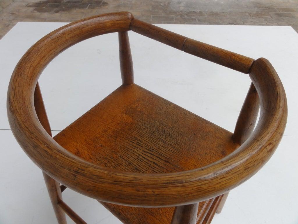 folding chair lulu ebay large covers rare early nanna ditzel high brdr kruger denmark