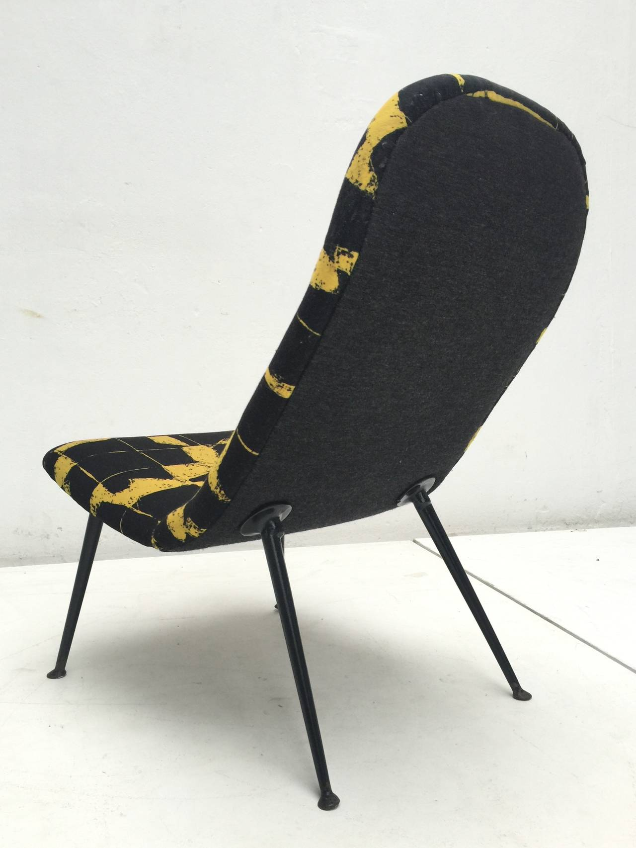chair covers by ruth fishing aliexpress rare theo model 122 easy in original upholstery
