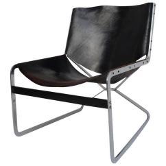 Steel Lounge Chair Cover Rentals Boston Ma Rare Ra By Dutch Designer Pierre Thielen Studio Industrial Design For Sale