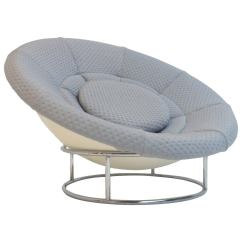 Birds Nest Chair Outdoor Wicker Rocking Uk 1970s 39bird 39s 39 Verner Panton Style Lounge For