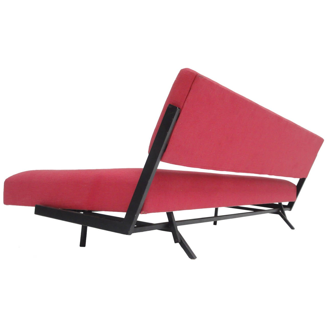 minimal sofa design surfers see the light dutch 1950s sleeping in style of martin visser for sale