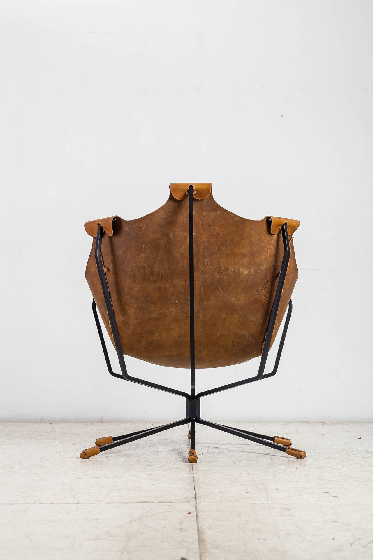 Wenger Chairs Special Edition Dan Wenger Sling Chair Usa 1970s For