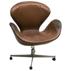 Office Chair Very Ez Barber Rare Swan Desk By Arne Jacobsen In Original