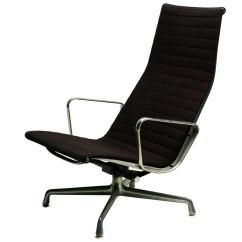Charles Eames Lounge Chair Barcalounger Reclining Chairs Ea124 By Herman Miller For Sale