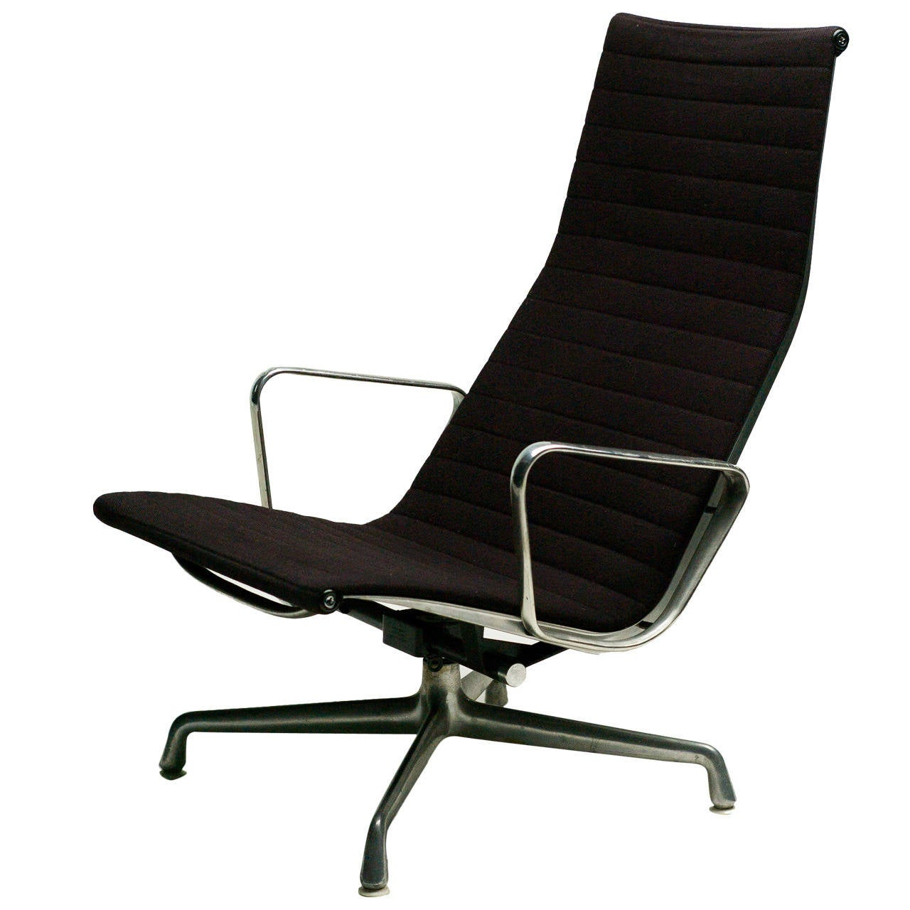 Charles Eames Lounge Chair Charles Eames Ea124 Lounge Chair By Herman Miller For Sale