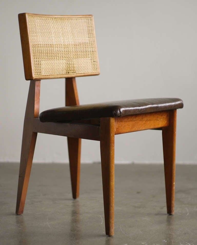 cane back chairs for sale posture home george nelson original side chair at 1stdibs mid century modern