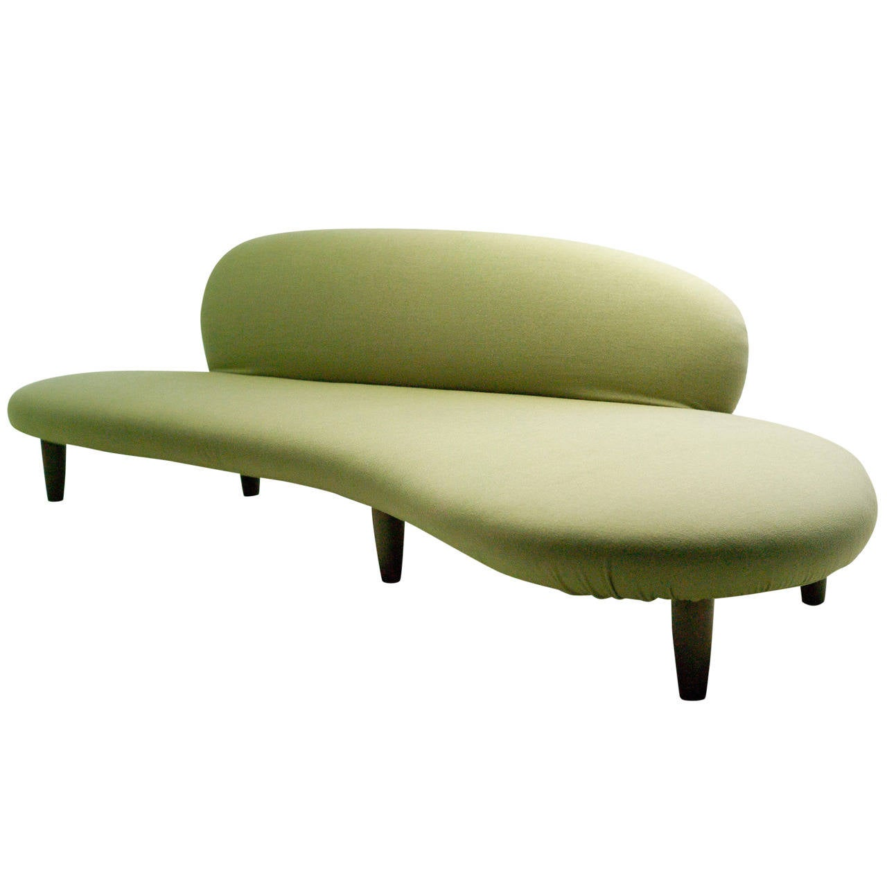 noguchi sofa reproduction single chair bed freeform ottoman rove concepts thesofa
