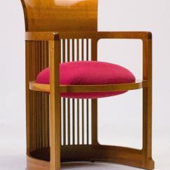 Frank Lloyd Wright Chairs Perfect Beach Cassina Taliesin Dining Table And Barrel Designed