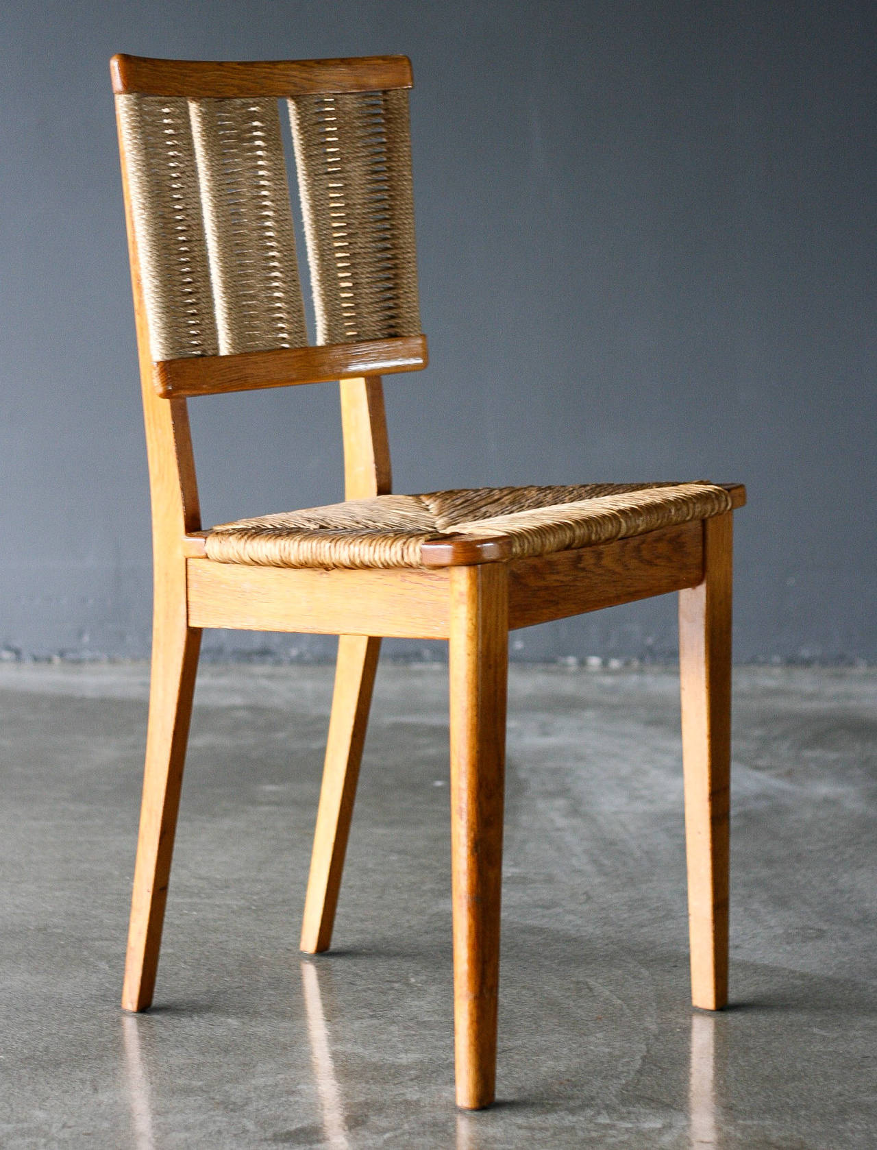 mart stam chair rocking chairs with ottoman oak at 1stdibs
