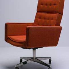 Office Chair Very Chairs For Vanity Tables Early 1960 39s Knoll Cafiero Executive At 1stdibs