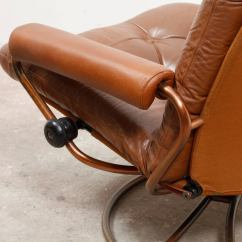 Swivel Club Chair With Ottoman Wedding Cover Hire Perthshire Bruno Mathsson Lounge At 1stdibs