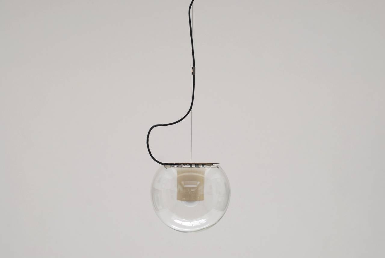 dsc 1550 wiring diagram 2005 honda accord radio speaker joe colombo quothorus quot suspension light for oluce 1964