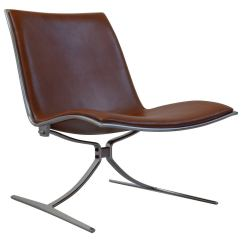 Tan Leather Chair Sale Outdoor Dining Table And Chairs Skater By Preben Fabricius Jørgen