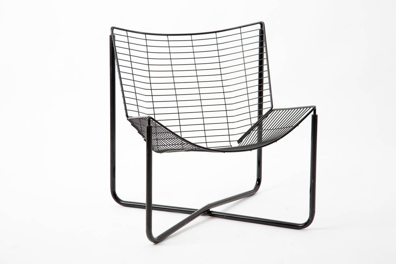 Wire Chairs Niels Gammeldaard Sweden At 1stdibs