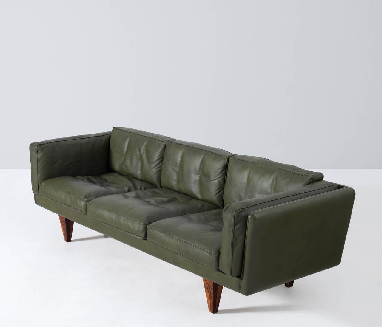 down filled leather sectional sofa bed sales singapore by illum wikkelsø cushions for sale at
