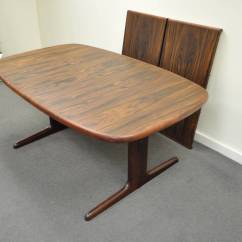 Skovby Rosewood Dining Chairs Plastic Kids Table And Mid Century Danish Modern With Two