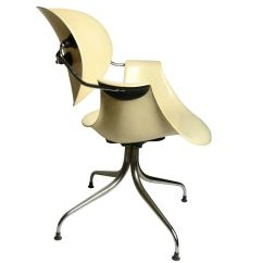 Office Lounge Chairs Barnwood Dining George Nelson For Herman Miller Quotmaa Quot Chair At 1stdibs