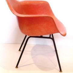 Fiberglass Shell Chair Wedding Covers In Bulk 1950s American Modern Eames Arm For