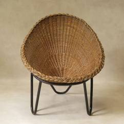 Weird Shaped Chairs Desk Chair Target Wicker And Iron Lounge France 1950s For Sale At