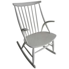 White Rocking Chairs For Sale A Chair My Mother By Vera Williams Summary Illum Wikkelso Denmark 1958 At 1stdibs