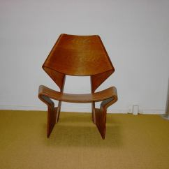 First High Chair Invented Best Barber Chairs Laminated By Grete Jalk For P Jeppesens Mobelfabrik