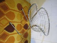 6 Italian Gastone Rinaldi Chrome Cantilevered Chairs ...