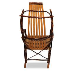 Rocking Chair With Footstool India Lowes Plastic Adirondack Chairs Amish Bentwood Rocker And At 1stdibs