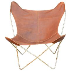 Butterfly Chair Replacement Covers Regina Rustic Hardoy At 1stdibs