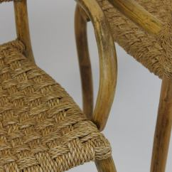 Bamboo Chairs For Sale Blaisdell Counter Height Armchair Hollywood Regency Style At 1stdibs 1