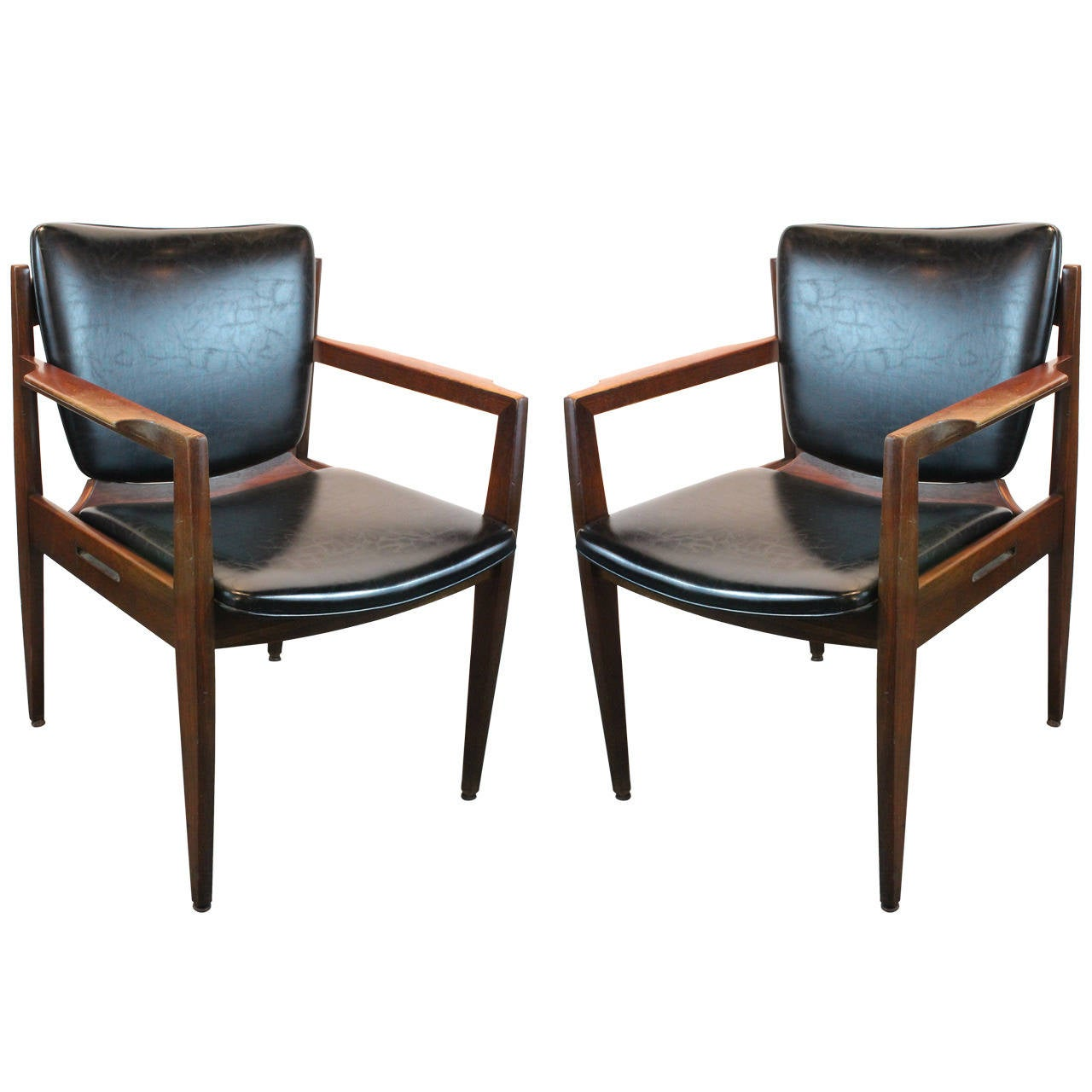 thonet chair styles positions for scaling pair of mid century modern armchairs at 1stdibs